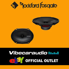 Rockford Fosgate Prime R169X2 6x9 130 Watt 2 Way Car Door Shelf Coaxial Speakers