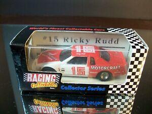 Ricky Rudd #15 Motorcraft 1986 Ford Thunderbird 1:64 RCCA Legend Series