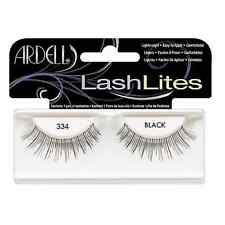 Ardell Lash Lites Fake Eyelashes, Black [334] 1 ea