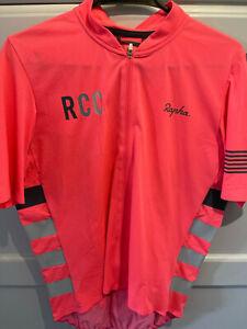 Rapha RCC pink mens Flyweight Jersey XL