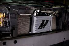 Mishimoto Silver Oil Cooler Kit for 2010-2015 Chevrolet Camaro Ss 6.2L