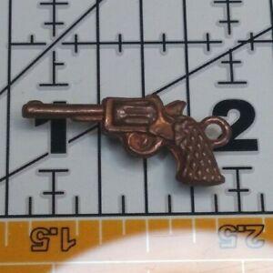 Vintage GUN REVOLVER Old Cracker Jack Gumball Charm Toy Prize Premium