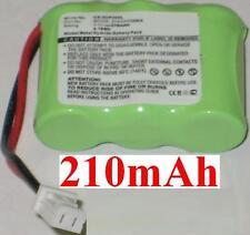 Batterie 210mAh type 35AAAH3BMX BP20R Pour Dogtra 200NCP
