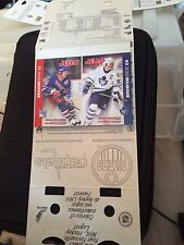 1994-95 Kraft Jello Sharp Shooter Panel Mark Messier/ Doug Gilmour