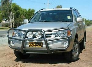 ECB Silver (HT) Type 8 Bar Fits Toyota KLUGER (8T42SYZ)