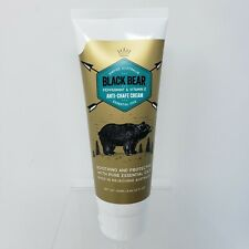 Black Bear Peppermint & Vitamin E Anti Chafe Cream Essential Oils 8.45 fl oz New