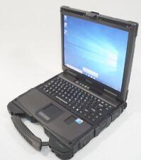Getac B300-X Toughbook Core i7 2GHz 4GB RAM 250GB HDD W10 PRO TouchScreen HDMI