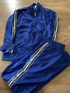Champion  Mens XL Tracksuit Royal Blue Brand Bew SALE💥BARGAIN RRP £120