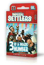 Imperial Settlers 3 Is A Magic Number Empire Pack Board Portal Games PLG0002