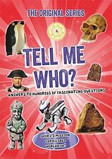 Tell Me Who? (Tell Me Series) - New Book Bounty