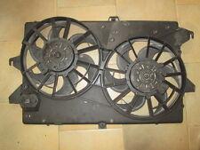 Coppia elettroventole anteriori Ford Mondeo 3° serie 2.0 TDDI  [4433.14]