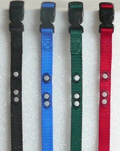 """3/4"""" Replacement Strap Universal Replacement Strap 3 non consecutive hole"""