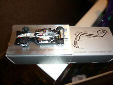 Kimi Raikkonen 1;43 Monaco Mclaren 1st Win 108 of 999