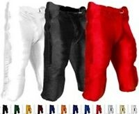Integrated (Built In Pads) Dazzle Football Game Pants Champro - FPAU9 Adult