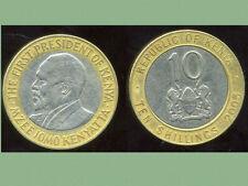 KENYA   10 shilling  2005