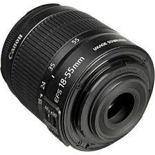 NEW Canon 18-55mm f/3.5-5.6 IS II Lens + HOOD. T3 T6 T6i T5i T3i T5 60D 70D 80D