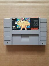Earthbound Snes. Cart Only. Tested And Works. Excellent condition