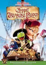 Muppet Treasure Island (DVD, 2005, 50th Anniversary Edition) *Widescreen*