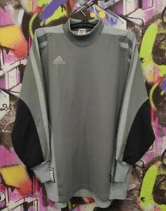 Oliver Kahn Football Soccer Longsleeve Jersey Shirt Adidas 2002 Vintage Mens XL