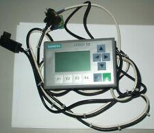 Siemens Logo ! TD 6ED1 055-4MH00-0BA0 / SZVW9NJ002343 mit Prüf Kabel - Geprüft
