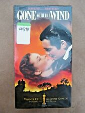 Gone With the Wind (VHS, 2-Tape Set)