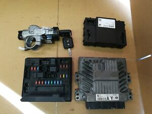NISSAN QASHQAI J10 06-10 1.5 diesel manual ecu kit 2 keys 23710 jd54d