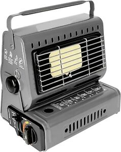DWD Outdoor 1.3kW Camping Caravan Fishing Butane Gas Portable Heater