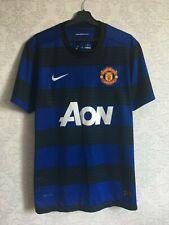 Manchester United Nike Football Shirt Away 2011/2012 MUFC Soccer Jersey Size L