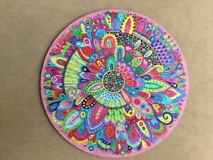 wentworth wooden jigsaw puzzle 250 pieces Mandala