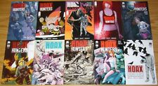 Hoax Hunters #0 & 1-13 VF/NM complete series + case files cryptozoology bigfoot