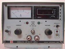 Kikusui PAD 55-6L Regulated DC Power Supply, Output: 0~55V 6A, BARGAIN!!