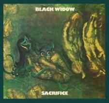 Black Widow-Sacrifice  CD with DVD NEW