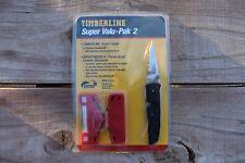 Timberline Super Valu-Pak 2 w Neeley Lock Small Folder & Gatco Micro-X Sharpener