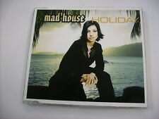 MAD'HOUSE - HOLIDAY - CD SINGLE LIKE NEW CONDITION 2002 ITALY
