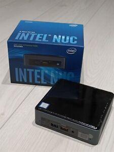 Intel NUC NUC8 NUC8i3BEK Dual Core i3-8109U Mini PC -  up to 3.6GHz HDMI 2.0