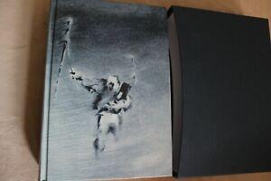Folio Society The Worst Journey In The World Captain Scott Aspley Garrard 1910-3