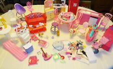 Barbie enorme mobili accessori animali domestici Baby PARRUCCHIERE PER MOTO D'ACQUA +