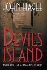 Devil's Island: A Novel (Apocalypse Diaries, 1)-ExLibrary