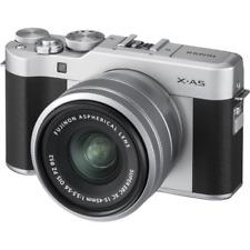 Fujifilm X-a5 digital Cámara con XC 15-45mm objetivo - plata