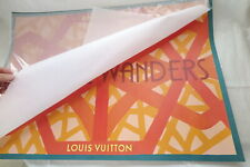 Louis Vuitton Marcel Wanders poster home chair table tray agenda towel blanket