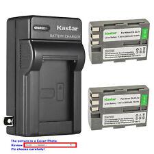 Kastar Battery Wall Charger for Nikon EN-EL3e MH-18a & Nikon D70 DSLR Camera