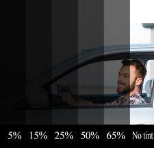3M x 50CM 25% PELLICOLA OSCURANTE PER VETRI AUTO NERO