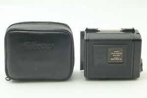 Rare!🔸MINT w/Case🔸 ZENZA BRONICA ETR S Si 135 W Film Back Panorama from Japan