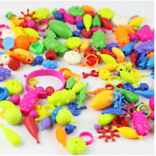 Pop Beads Set Pop Snap Beads Arts and Crafts Toys Gifts for Kids Jewelry Making