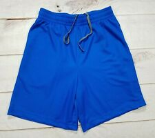 Athletic Works Men's Blue Running Basketball Soccer shorts Size Small (28-30)