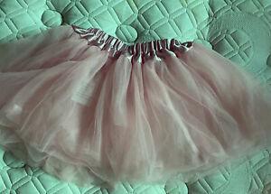 Pink buenos ninos tutu Size 4 Or 5