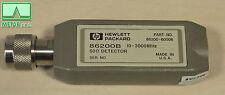 HP 86200B - RF Scalar Detector, 50 ohms