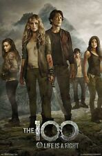THE 100 - TV SHOW POSTER - 22x34 - 14622