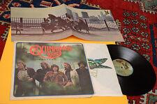 QUINAIMES BAND LP 1°ST ORIG USA 1971 NM CON POSTER TOP COLLECTORS PROG