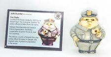 Harmony Kingdom/Ball Pot Bellys 'Safe Guarder Pbppo2 Police Officer Nib